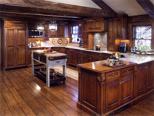 Edgewood Hollow Kitchen